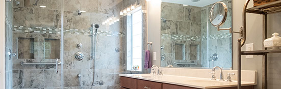 Bathroom Remodel by Buckeye Custom Remodeling